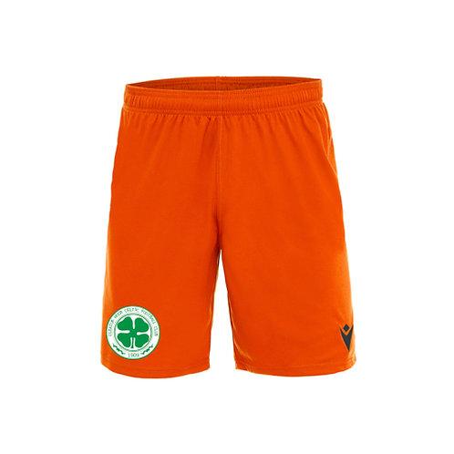 Cleator Moor Celtic FC Mesa GK Away Short Junior