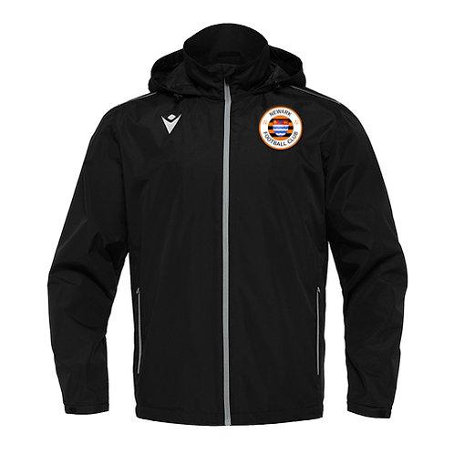 Newark FC Vostok Fleece-Lined Waterproof Jacket Adult