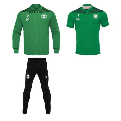 Cleator Moor Celtic FC TL Imagination Travel Bundle (2) Adult