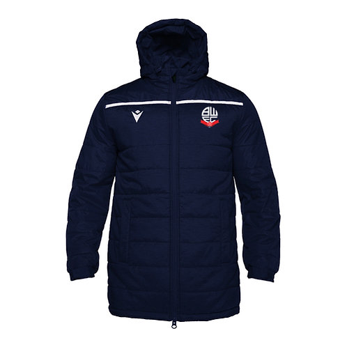 BWFC Vancouver Padded Coat Junior