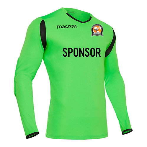 AFC Blackpool Antilia Padded GK Match Shirt Junior