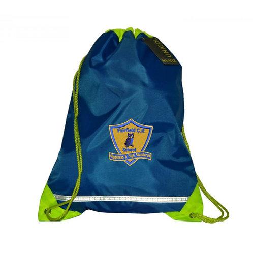 St. Hilda's Drawstring PE Bag