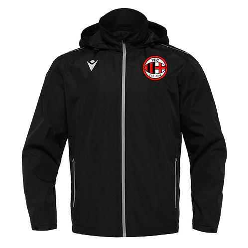 Pennine FC Coaches Vostok Fleece-Lined Waterproof Jacket