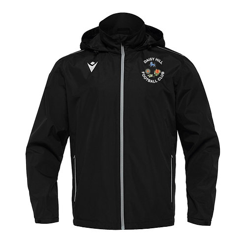 Daisy Hill Vostok Fleece-Lined Waterproof Jacket Junior