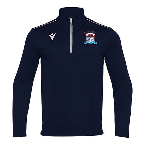 Boothstown Havel 1/4 Zip Top Junior