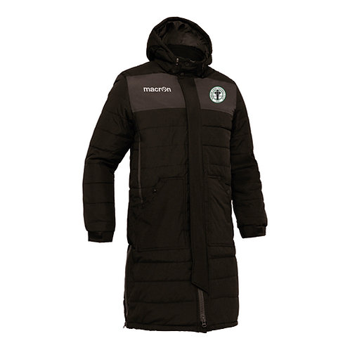 Barrow Celtic Suva Long Padded Bench Jacket Adult