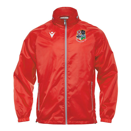 Adlington JFC Praia Hero Shower Jacket Junior