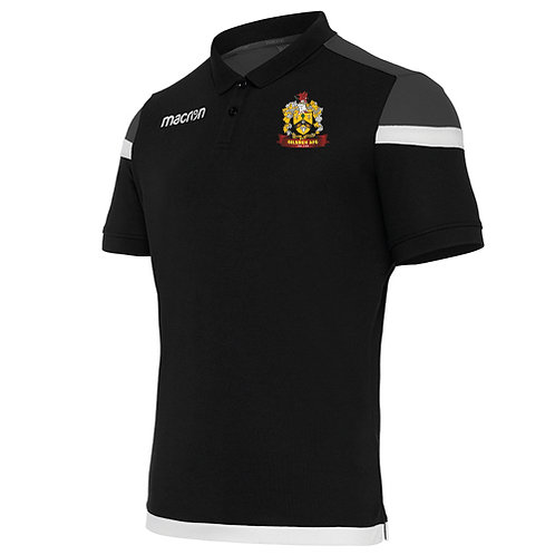 Silsden Coach Shofar Polo Shirt Adult