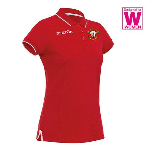 Thackley AFC Ladies Desi Polo Shirt Adult