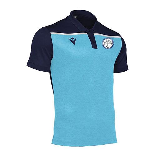Barton Town Jumeirah Polo Shirt Junior
