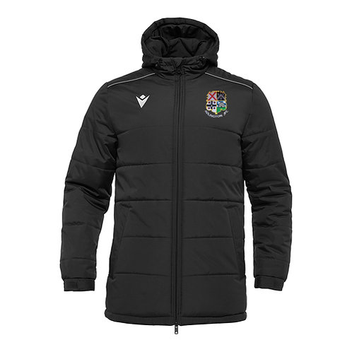 Adlington JFC Gyor Padded Coat Adult