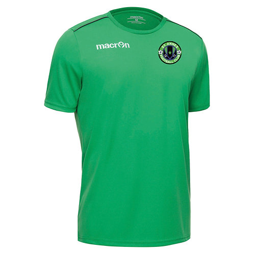 St. Anne's Rigel Training Shirt Adult - Green