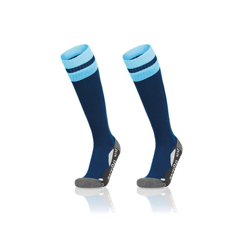 Barton Town Replica Match Socks Junior