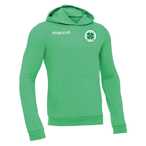 CMCFC Banjo Cotton Hoodie Green Adult