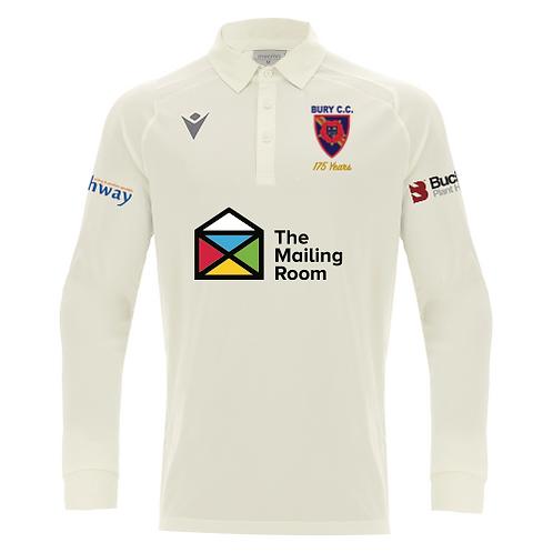 Bury C.C. Long Sleeve Shirt Adult