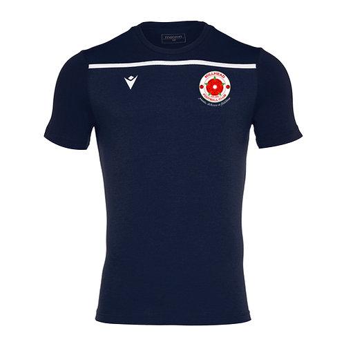 Millhead FC Country T-Shirt Junior