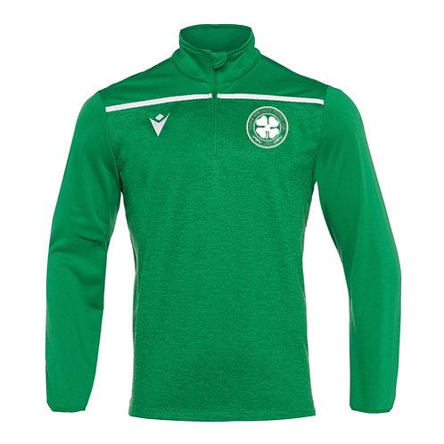 Cleator Moor Celtic FC Rhine 1/4 Zip Top Junior
