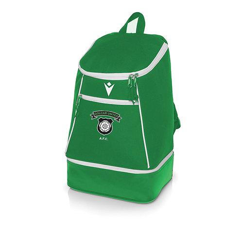 Golcar United Path Backpack Green