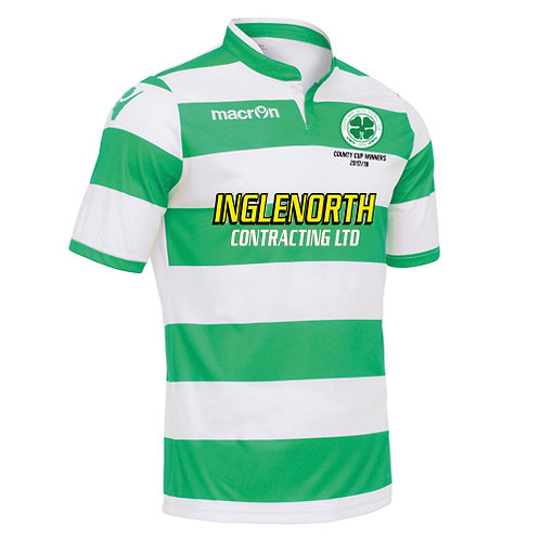 CMCFC Replica Home Shirt Junior