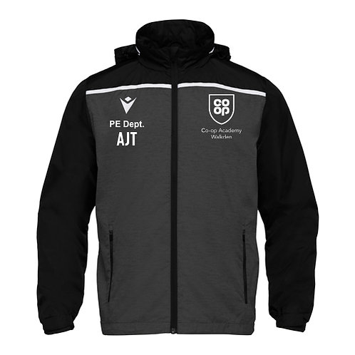 Co-op Academy Walkden Tully Waterproof Jacket Adult