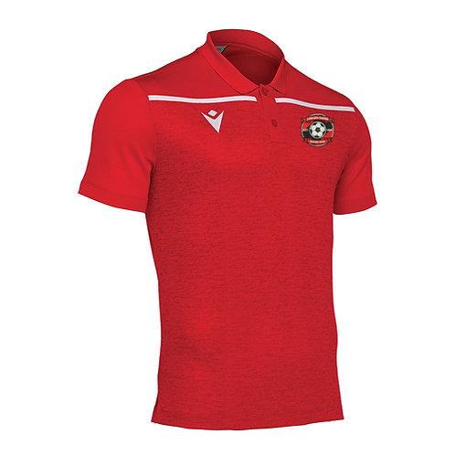 Carnforth Rangers Jumeirah Polo Shirt Adult