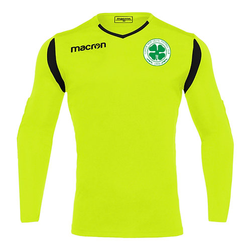 Cleator Moor Celtic FC Antilia Padded GK Home Shirt Adult