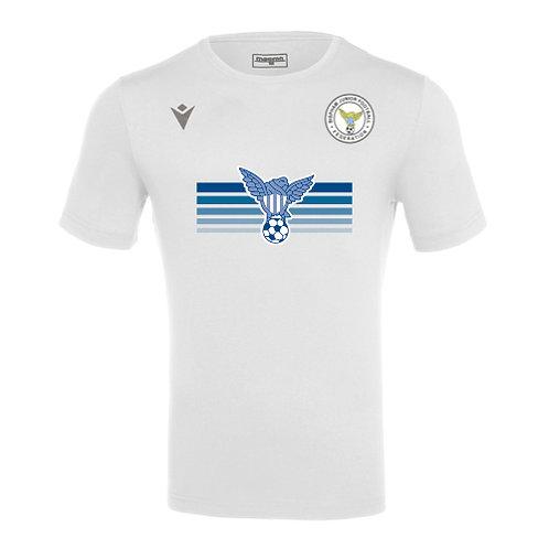 BJFF Boost T-Shirt White Junior
