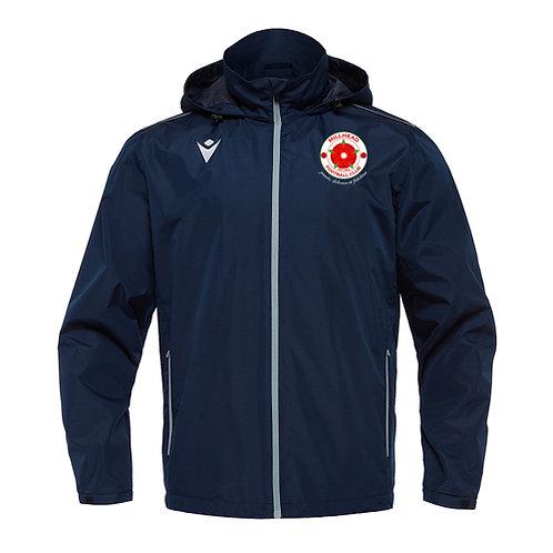 Millhead FC Vostok Fleece-Lined Waterproof Jacket Junior