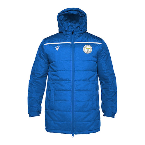 BJFF Vancouver Padded Coat Adult