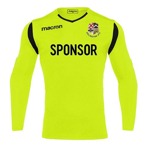 Adlington JFC Antilia GK Away Match Shirt Junior