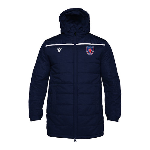 Brampton Rovers AFC Coach Vancouver Padded Coat Adult