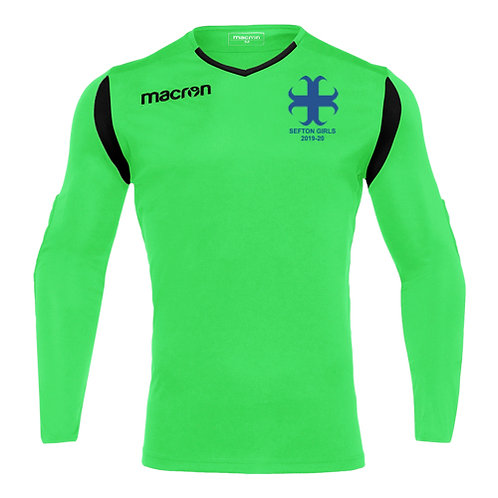 Sefton Girls Antilia Padded GK Shirt Adult