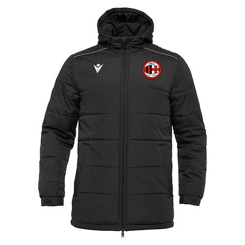 Pennine FC Coaches Gyor Padded Coat