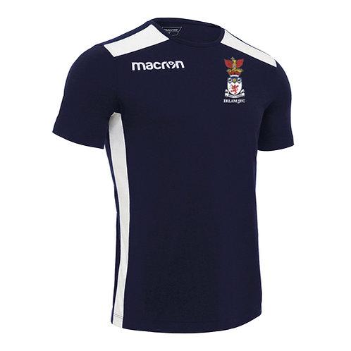 Irlam JFC Flute Coaches T-Shirt Adult