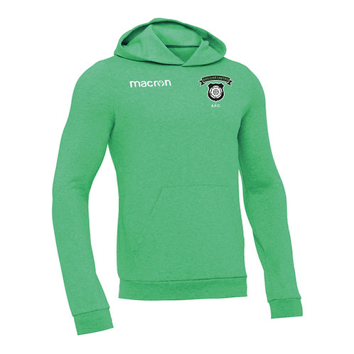 Golcar United Banjo Cotton Hoodie Green Adult
