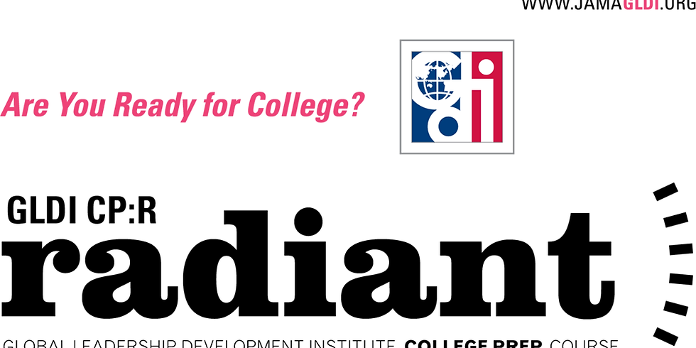College Prep: Radiant (CP:R) 2020