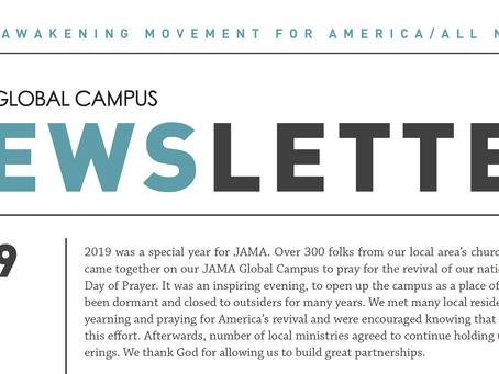 JAMA Newsletter 2019