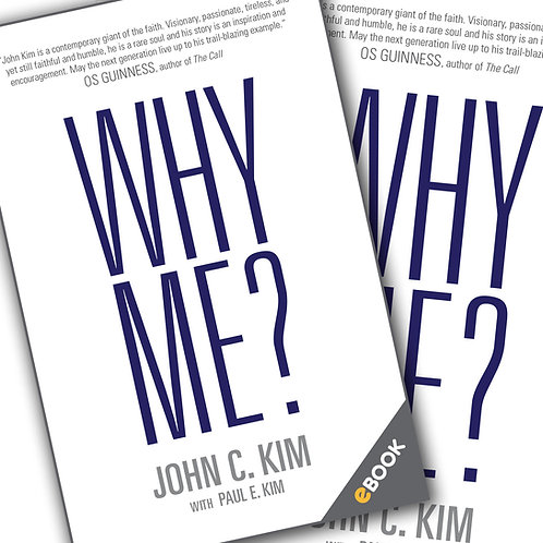 [Why Me-eBook] by Dr. John C. Kim