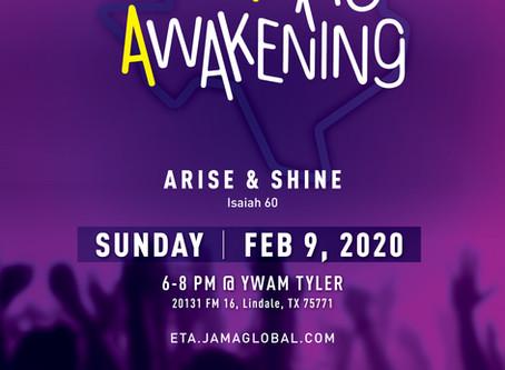 [2.9.2020] East Texas Awakening Prayer Gathering