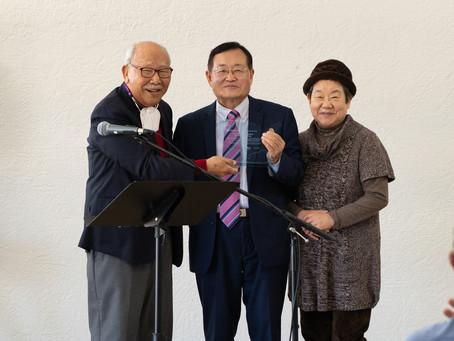 강순영 목사 JAMA 대표직 은퇴, 다음 세대가 리더십 계승