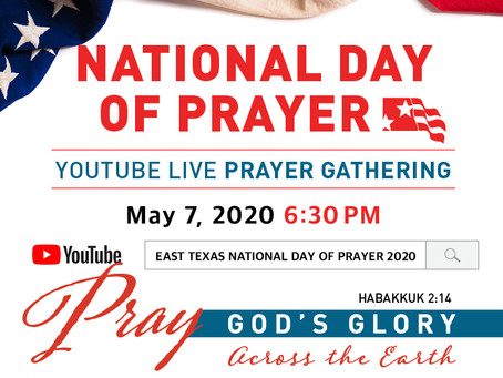 [ONLINE] National Day of Prayer
