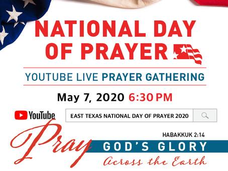 [ONLINE] National Day of Prayer