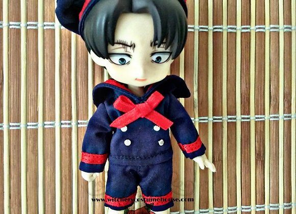 Sailor school uniform V.3 : wootd026 : Ob11/NenDoll