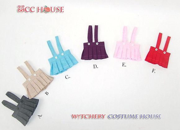 Pleated skirt hanger: wootd088 • Obitsu11 | NenDolL