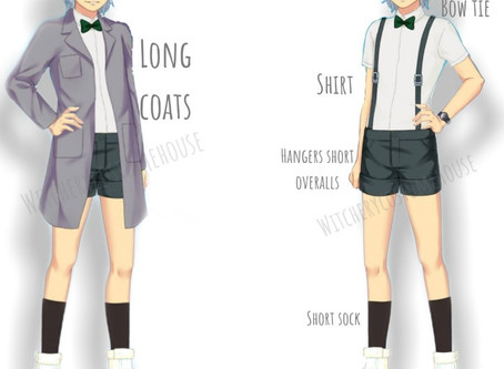 Illustrations clothes plan 2/7/2563