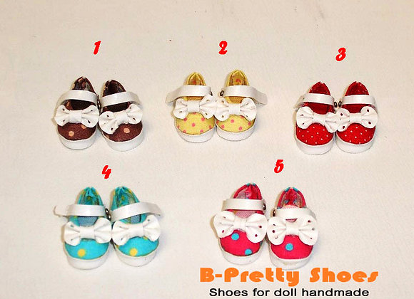 Polkadot with bow : wootd119 • Select size