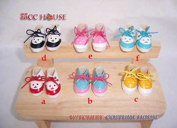 Colorful bear shoes : wootd118 • Select size