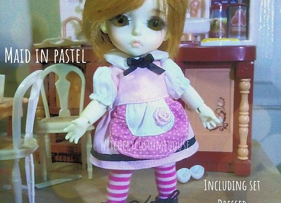 Maid in pastel : wootd041 : LY | Middie blythe