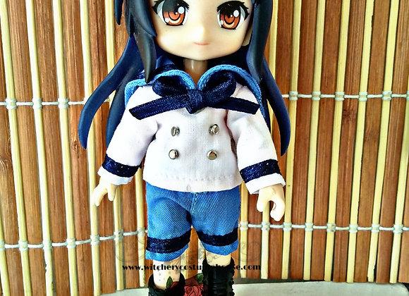 Sailor school uniform V.1 : wootd026 : Ob11/NenDoll