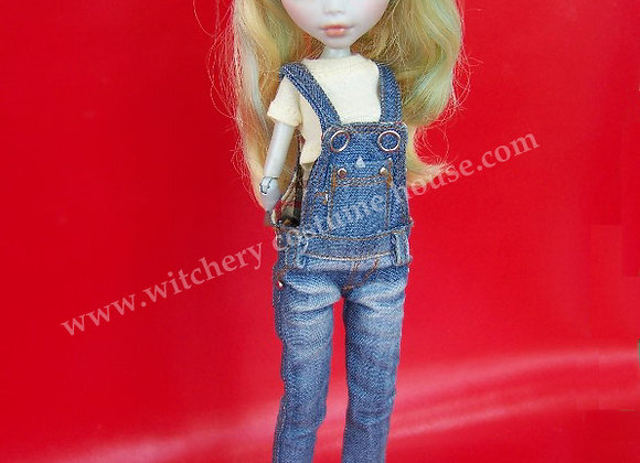 Denim washing overalls : wootd078 • Monster high | Ever after High